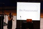 wykład na temat crowdfundingu